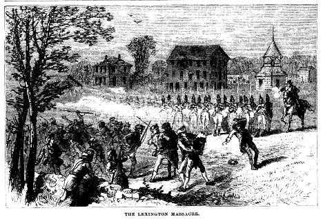 an analysis of the battle of lexington The battles of lexington and concord are fascinating events for students this freebie is a small piece of my large unit: road to revolution: the colonies unite- an active, engaging unit.